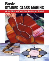 Look inside - Anything in Stained Glass