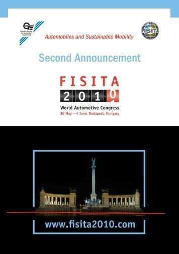FISITA 2010 World Automotive Congress
