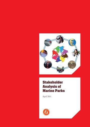 Stakeholder Analysis of Marine Parks (2011)