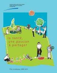Plan stratégique 2006-2011 - Csss-iugs.ca