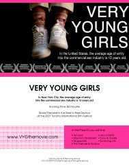 VERY YOUNG GIRLS - Gems