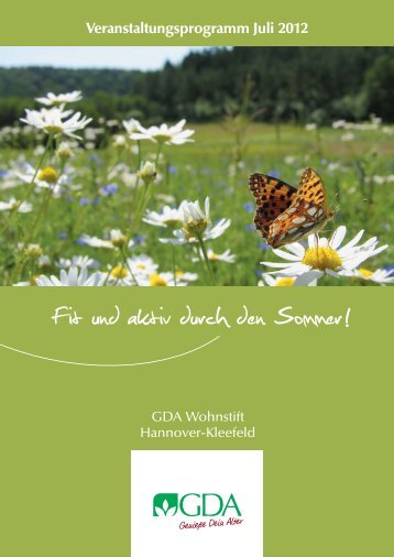 SAMSTAG, 7. JULI 2012 16.00 Uhr Konzert