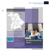 Berufliche Oberschule Bayern - Staatliche Fachoberschule Coburg