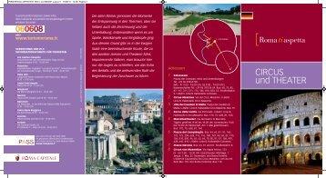CIRCUS und THEATER - Roma