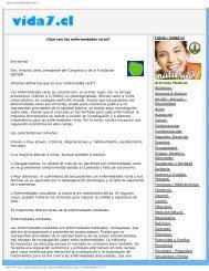 ¿Qué son las enfermedades raras? - Fundación Geiser