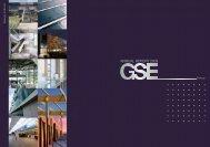 ANNUAL REPORT 2009 - Gse