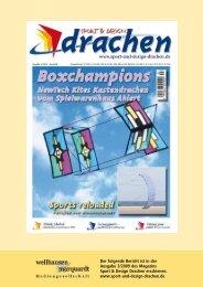 Der folgende Bericht ist in der Ausgabe 3/2009 des ... - Wolkenstürmer