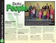 October 2012 - SUNY Delhi