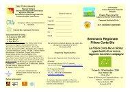 La brochure - Sistema d'informazione nazionale sull'agricoltura ...