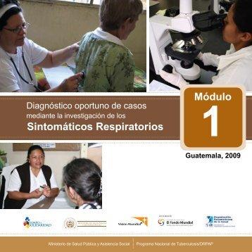 Módulo Sintomáticos Respiratorios - Departamento de Medicina ...