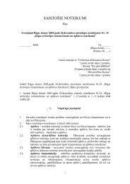 Rīgas teritorijas izmantošanas un apbūves noteikumu grozījumu 1 ...