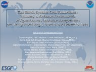 The Earth System Grid Federation - NOAA National Operational ...