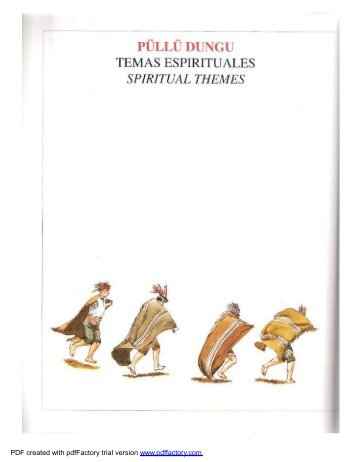 Diccionario Mapuche 2 - Folklore Tradiciones