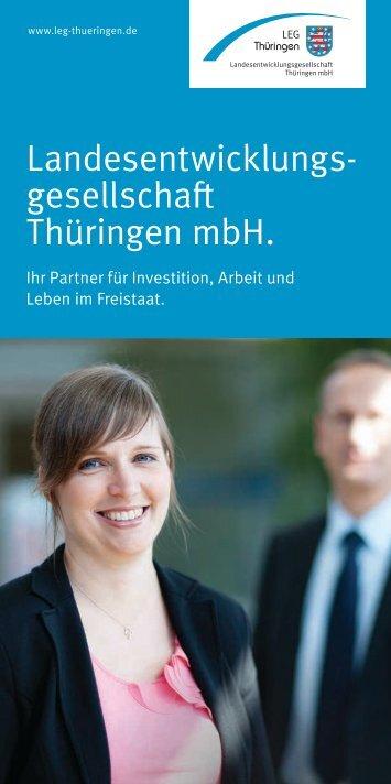 Herunterladen - Landesentwicklungsgesellschaft Thüringen mbH
