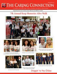 Caring Hearts Auxiliary Newsletter - Winter 2013 - Christine E. Lynn ...
