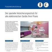 Der spezielle Versicherungsschutz für alle elektronischen Geräte ...