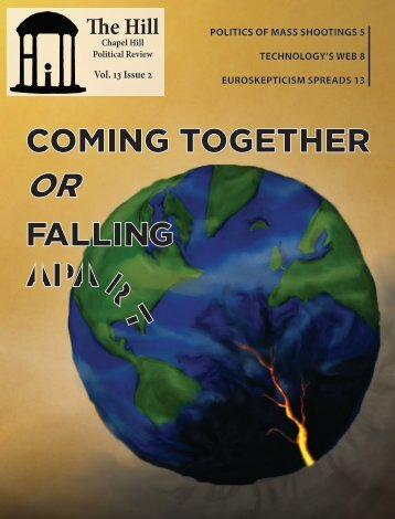 The Hill Nonpartisan Political Journal. Vol. 13 Issue 12. Mediating or Meddling?