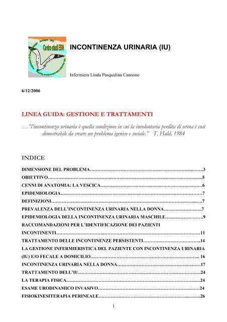 difficoltà ad avviare il flusso di urina