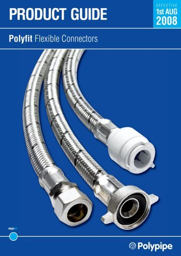 PRODUCT GUIDE Polyfit - Polypipe