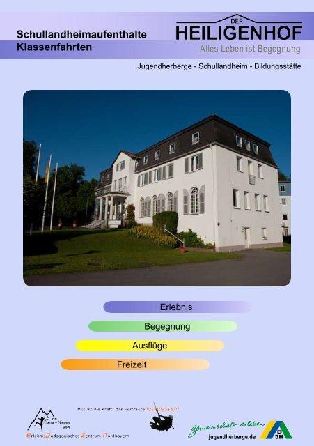 Hausprospekt - Heiligenhof