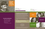 What do they have in common? - Bullying Prevention Resource Guide