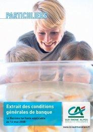 Mise en page 1 - Crédit Agricole Sud Rhône Alpes