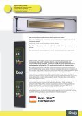 Pizza ovens with electronic control Печи для пиццерии с ... - Page 4