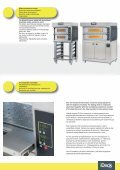 Pizza ovens with electronic control Печи для пиццерии с ... - Page 6