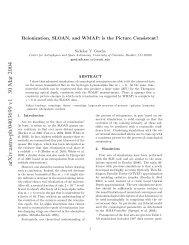 arXiv:astro-ph/0403699 v1 30 Mar 2004 - iucaa