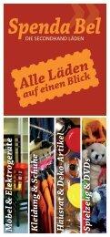 Spenda Bel - Alle Läden auf einen Blick - einfal GmbH