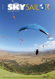 Advertising Index June | July 2012 - Hang Gliding Federation of ...