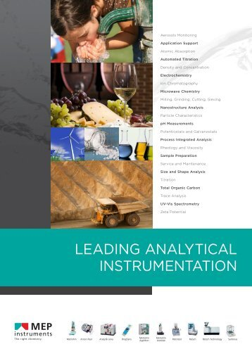 MEPCare - MEP Instruments