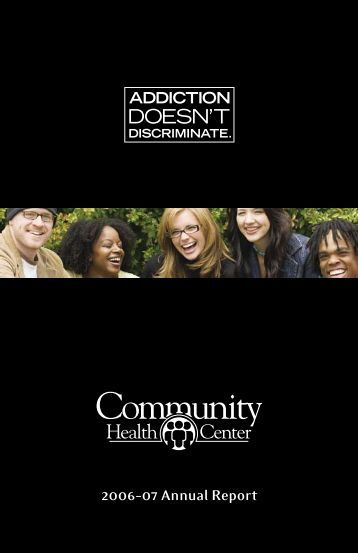 CHC Annual Report 2006-2007 - Community Health Center