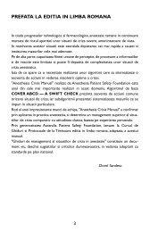 Ghid pentru managementul incidentelor severe - Cursul national de ...