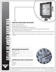 Catálogo DSS - Tecnologistica