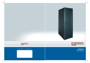 CABINETS Serie Server - Gfo Europe S.p.A.
