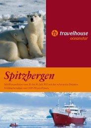 Spitzbergen - Heggli AG