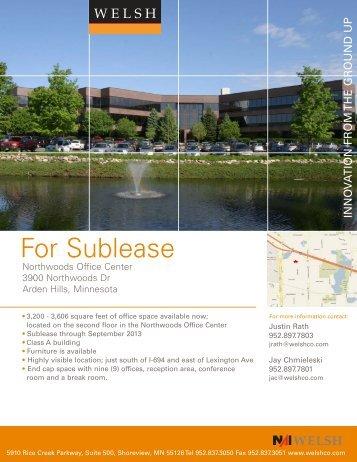 3900 Northwoods Dr GRID Flyer & PC:2-sided flyer ... - REDI-net.com