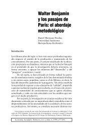 Walter Benjamin y los pasajes de París - DanielHiernaux.Net