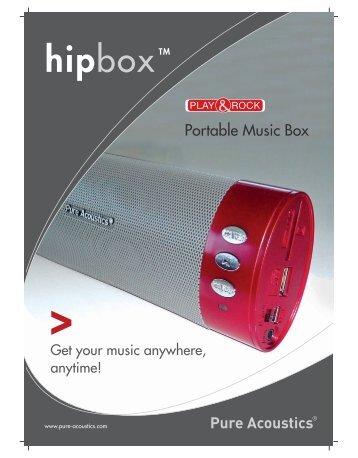 catalogue - Pure Acoustics, Inc.