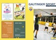 Gautinger Sportclub e.V.