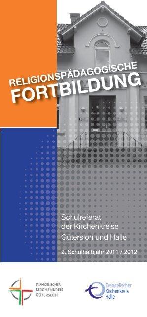 FoRtbildung - Evangelischer Kirchenkreis Gütersloh