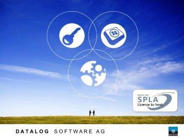 SPLA - DATALOG Software AG