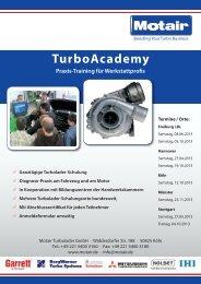 TurboAcademy - Motair Turbolader