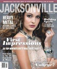Jacksonville Magazine Home Profile - November 2013 - Modern Family