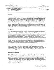 staff report - Oakland City Attorney