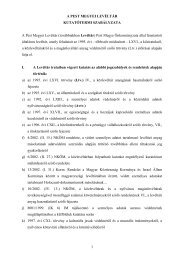 Pest Megye Önkormányzat - Pest Megyei Levéltár