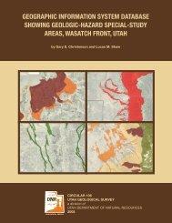 Text - Utah Geological Survey - Utah.gov