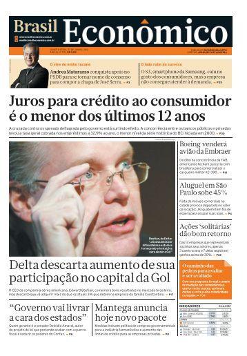 Juros para crédito ao consumidor é o menor dos ... - Brasil Econômico