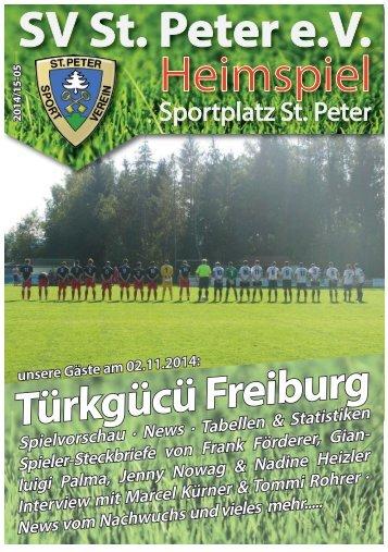 SVS-Heimspiel 2014/15-05